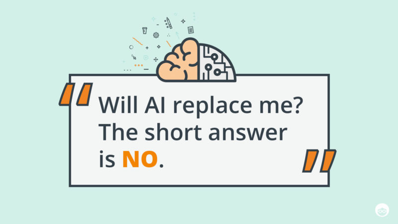 Will AI replace humans