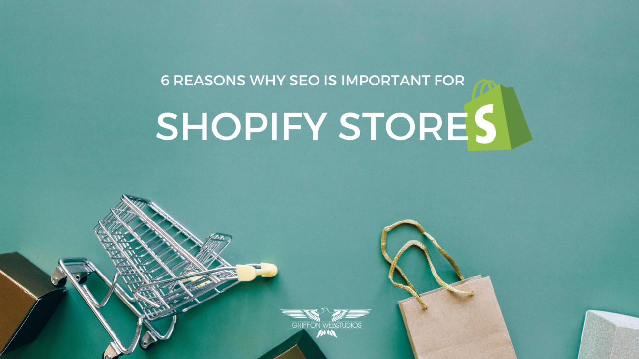 6 Reasons why SEO is important for Shopify stores